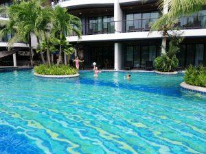 viešbutis su vaikais tailande