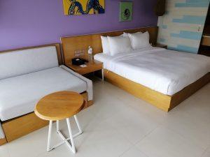 geras viešbutis Ao nange