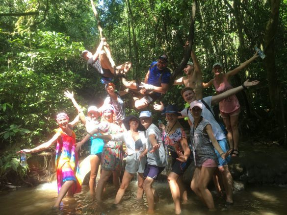 Tailando džiunglės Khao Sok parke