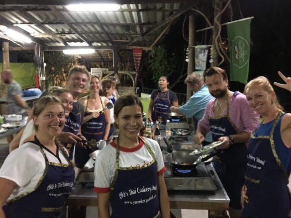 Tajiško maisto gaminimo kursai