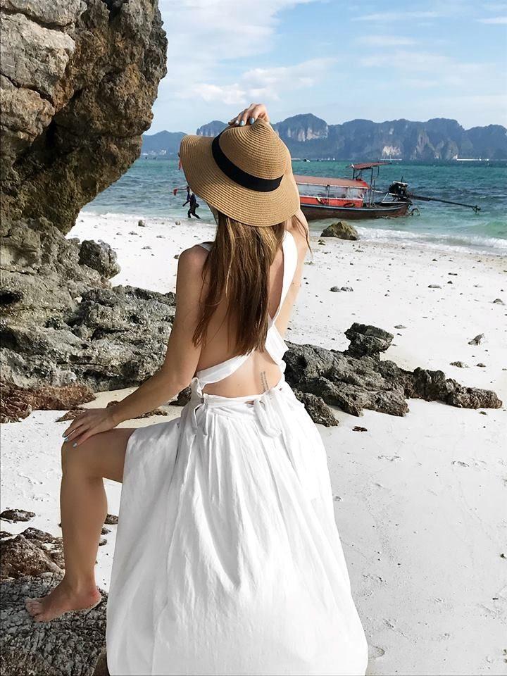 Rūta Banionytė Tailande