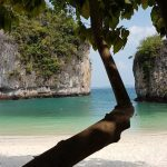 Hong salos paplūdimys