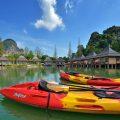 poonsiri resort krabi ao nang vilos ant vandens