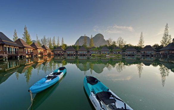Kelionė į Pietų Tailandą, Krabi