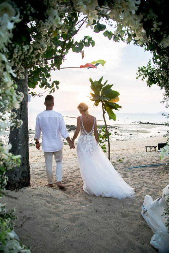 Vestuvių ceremonija Tailande