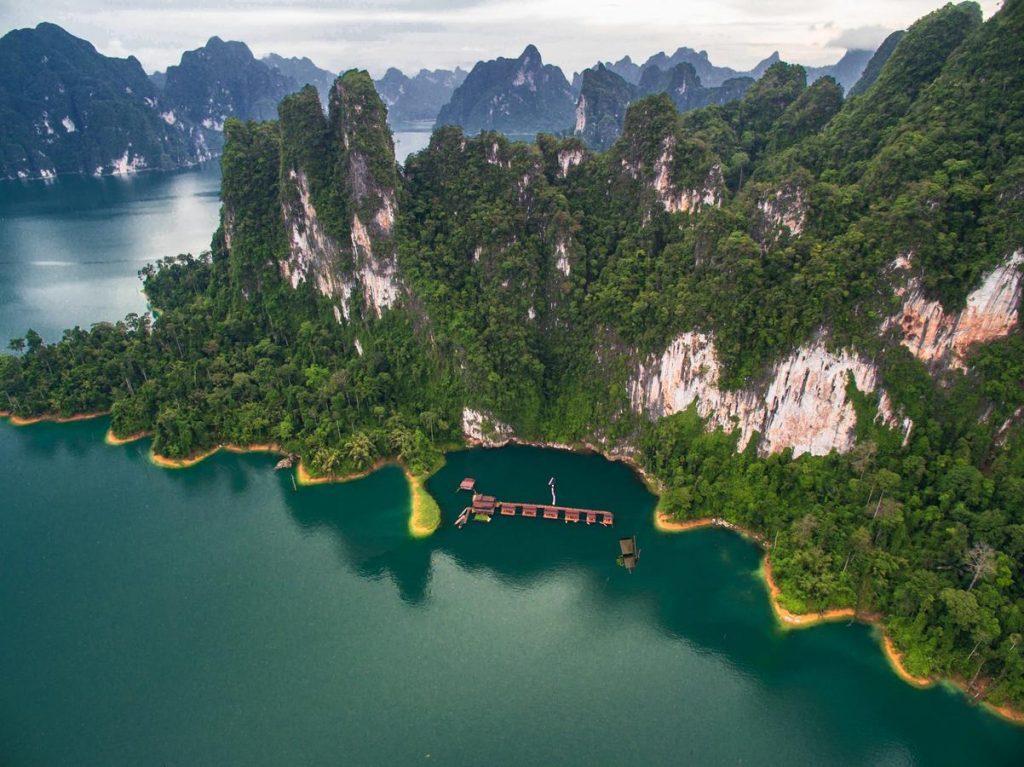 panvaree the greenery hotel viesbutis ant vandens tailande