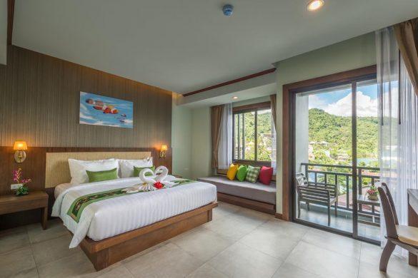 nauji viešbučiai ao nang