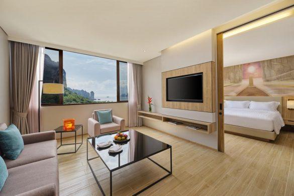 naujas viešbutis ao nang