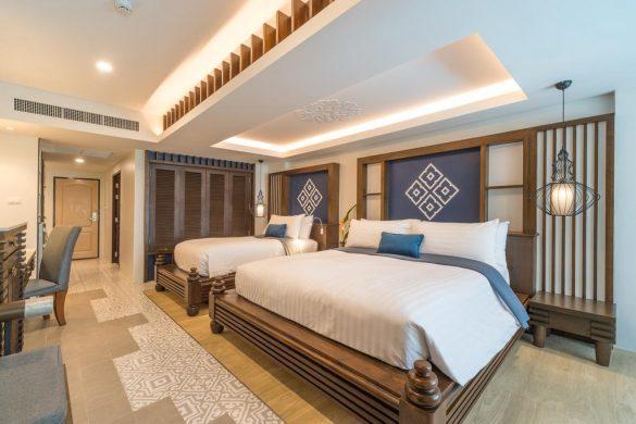 naujas viešbutis aonang