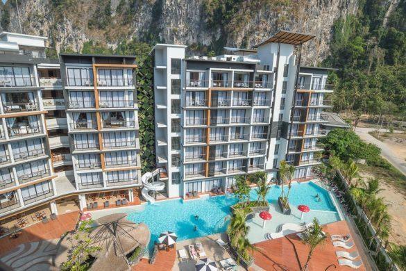 nauji viešbučiai aonange