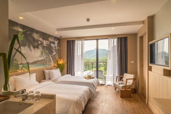 nauji viešbučiai ao nange