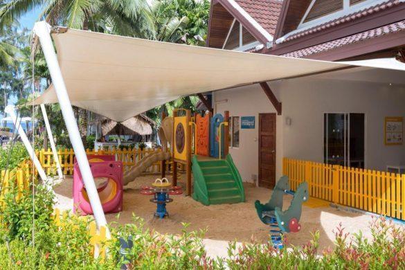 sunwing bangtao viešbutis vaikams