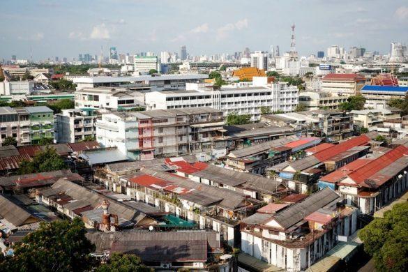panorama bankoko tailande pagal gintare ir sauliu