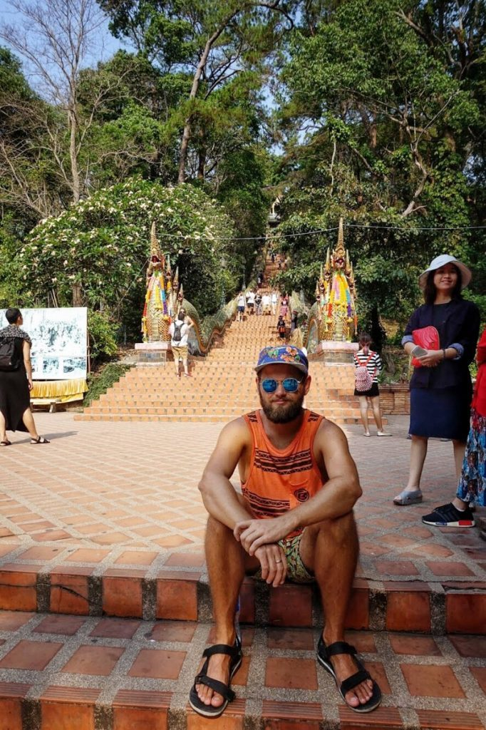 doi suthep tailande pagal gintare ir sauliu