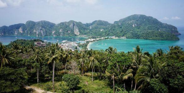 ko phi phi tailande pagal gintare ir sauliu