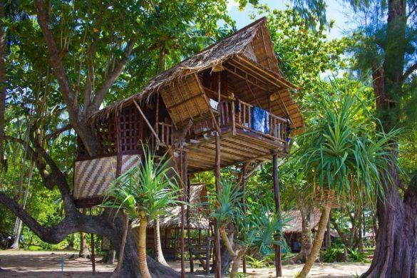 koh jum tree house