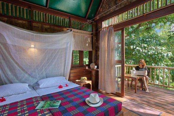 our jungle camp namelis medyje tailande