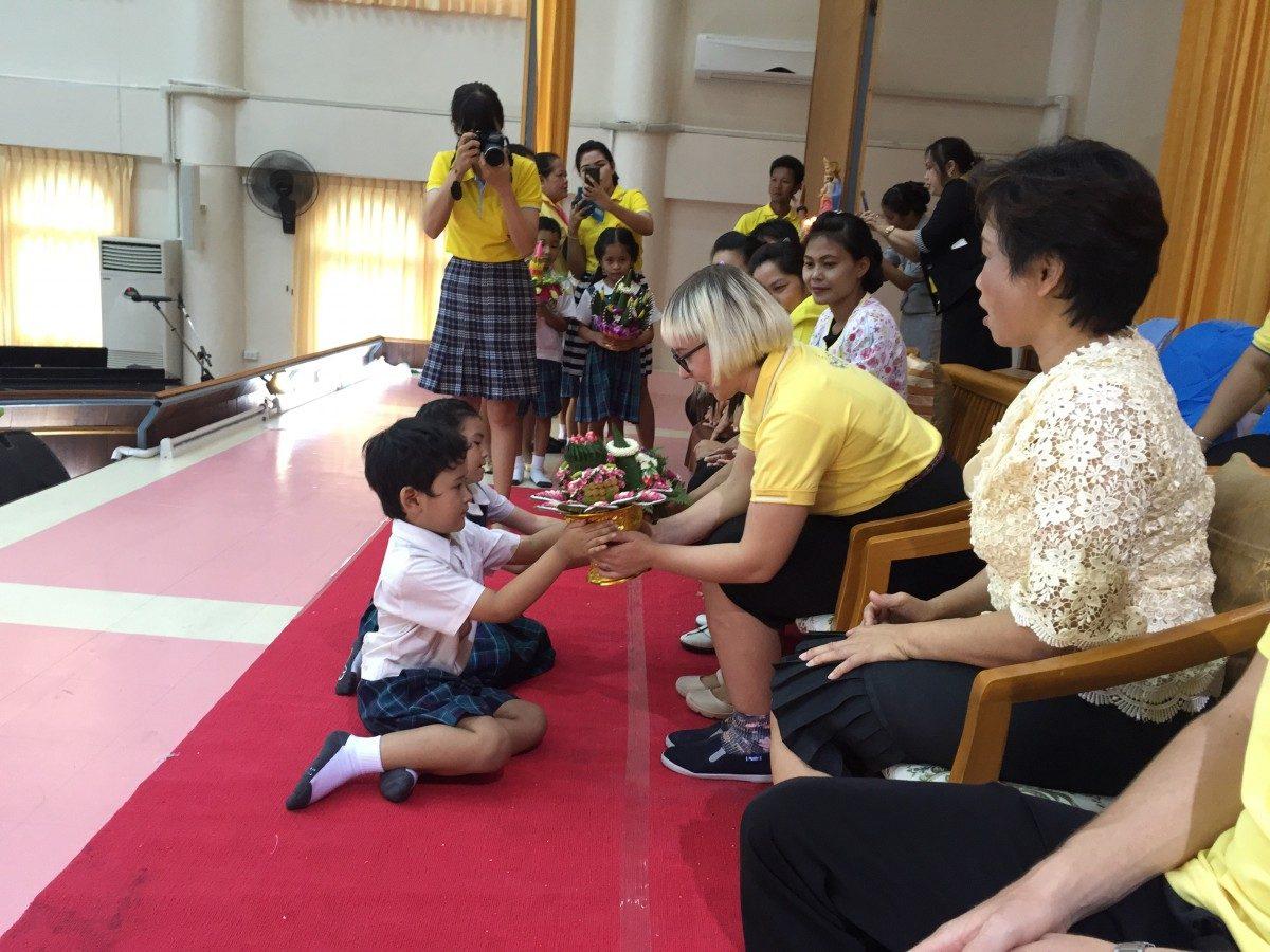 mokyti vaikus tailande