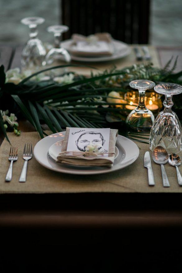 vestuves prie juros dekoravimas