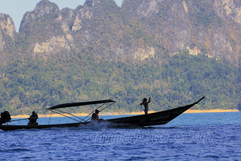 khao sok ežeras