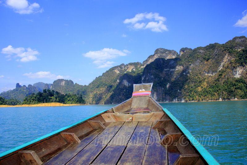 ežeras khao sok