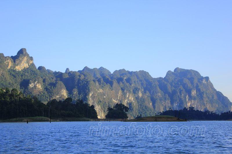 cheow lan ežeras khao sok