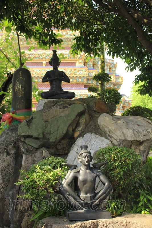 wat pho šventykla