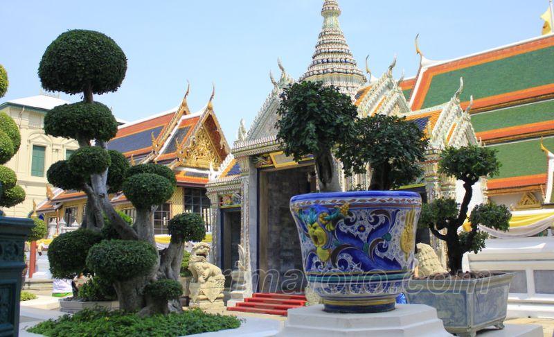 grand palace bankokas
