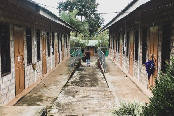 tylos stovyklos nameliai