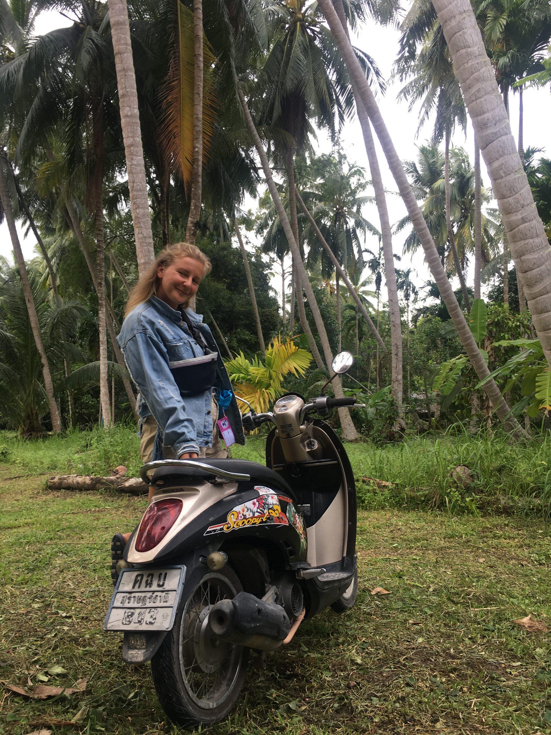 Eglei Tailandas visai neplanuotai virto antraisiais namais