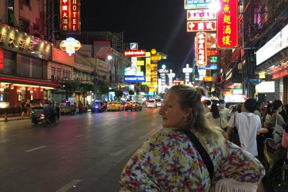 Bankokas kinų kvartalas