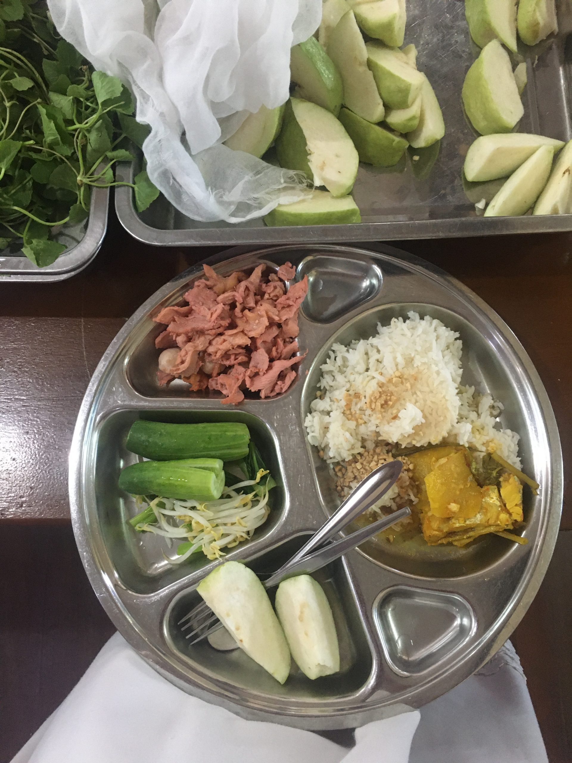 tradicinis tailandietiškas patiekalas