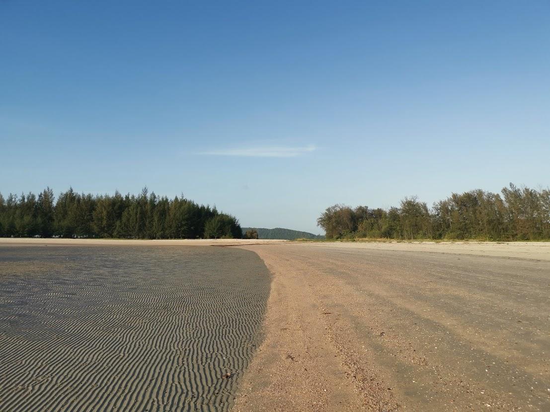 nopparathara paplūdimys